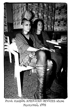 AMERICAN DEVICES punks 1990